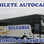 Bilete autocar Obzor, autocar Bulgaria Obzor 2021