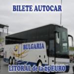 Bilete autocar Balchik, autocar Bulgaria Balchik 2020